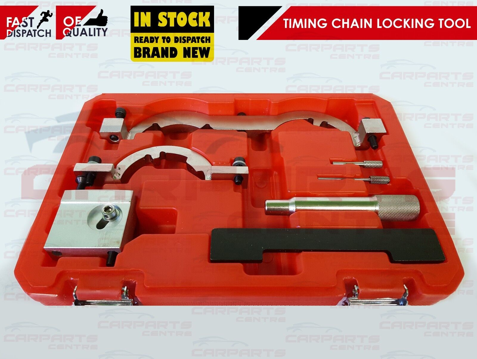 For VAUXHALL OPEL ASTRA J CORSA D 1.0 1.2 1.4 TIMING CHAIN LOCK Turbo Tool kit