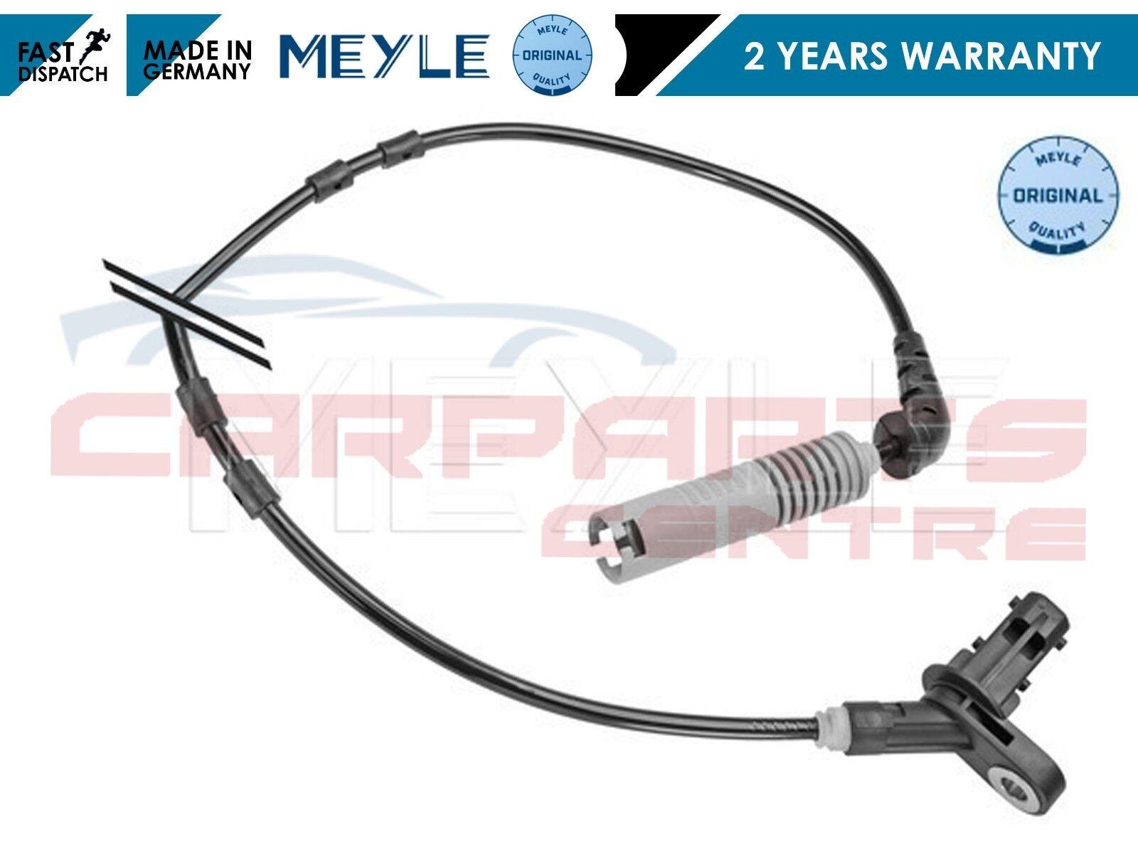 Fits BMW 3 Series E46 330 Ci Genuine Lemark Front Left ABS Wheel Speed Sensor