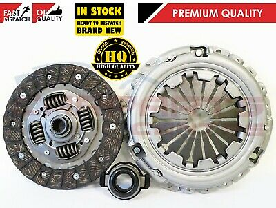 FOR CITROEN SAXO 1.6 8V 16V VTR VTS 2001-2005 CLUTCH COVER DISC BEARING KIT SET