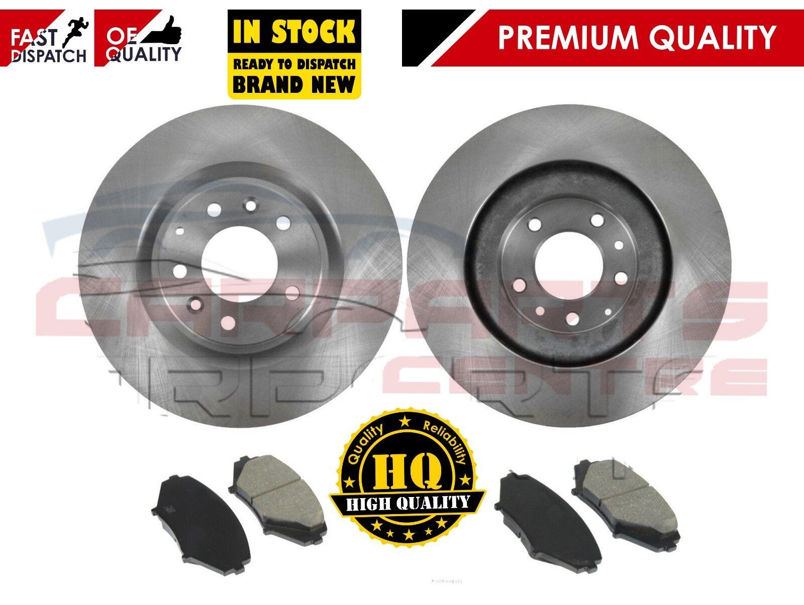 MAZDA RX8 FRONT MINTEX BRAKE DISC 323 MM VENTED DISCS MINTEX PAD PADS SET 2003/>/>