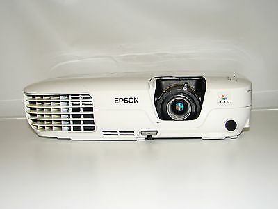 Epson S7 Refurbished LCD Projector 2300 ANSI HD 1080i bundle Remote TeKswamp