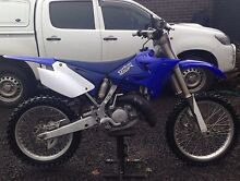 2009  Yamaha YZ125 Mickleham Hume Area Preview