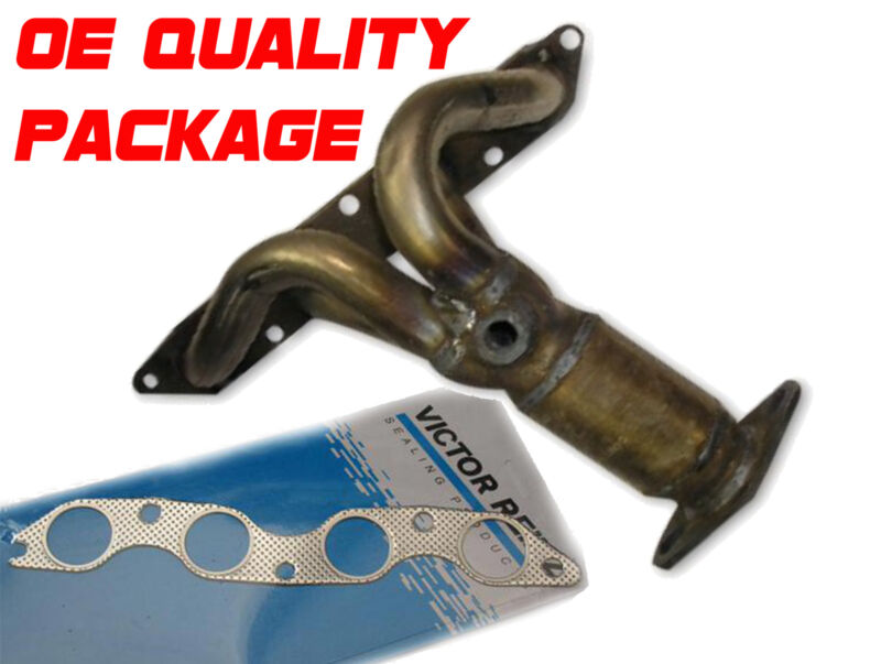 FOR LAND ROVER FREELANDER 1.8 EXHAUST MANIFOLD DOWNPIPE WITH CAT - WCJ101440L