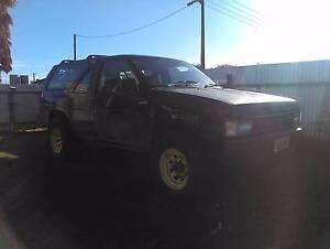 1989 Nissan Pathfinder Wagon Penola Wattle Range Area Preview