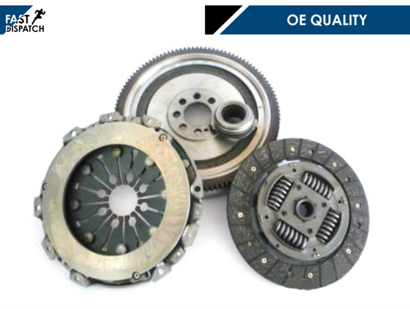FOR MAZDA 6 MPV 2.0 DIESEL DUAL TO SOLID MASS FLYWHEEL CLUTCH CONVERSION KIT