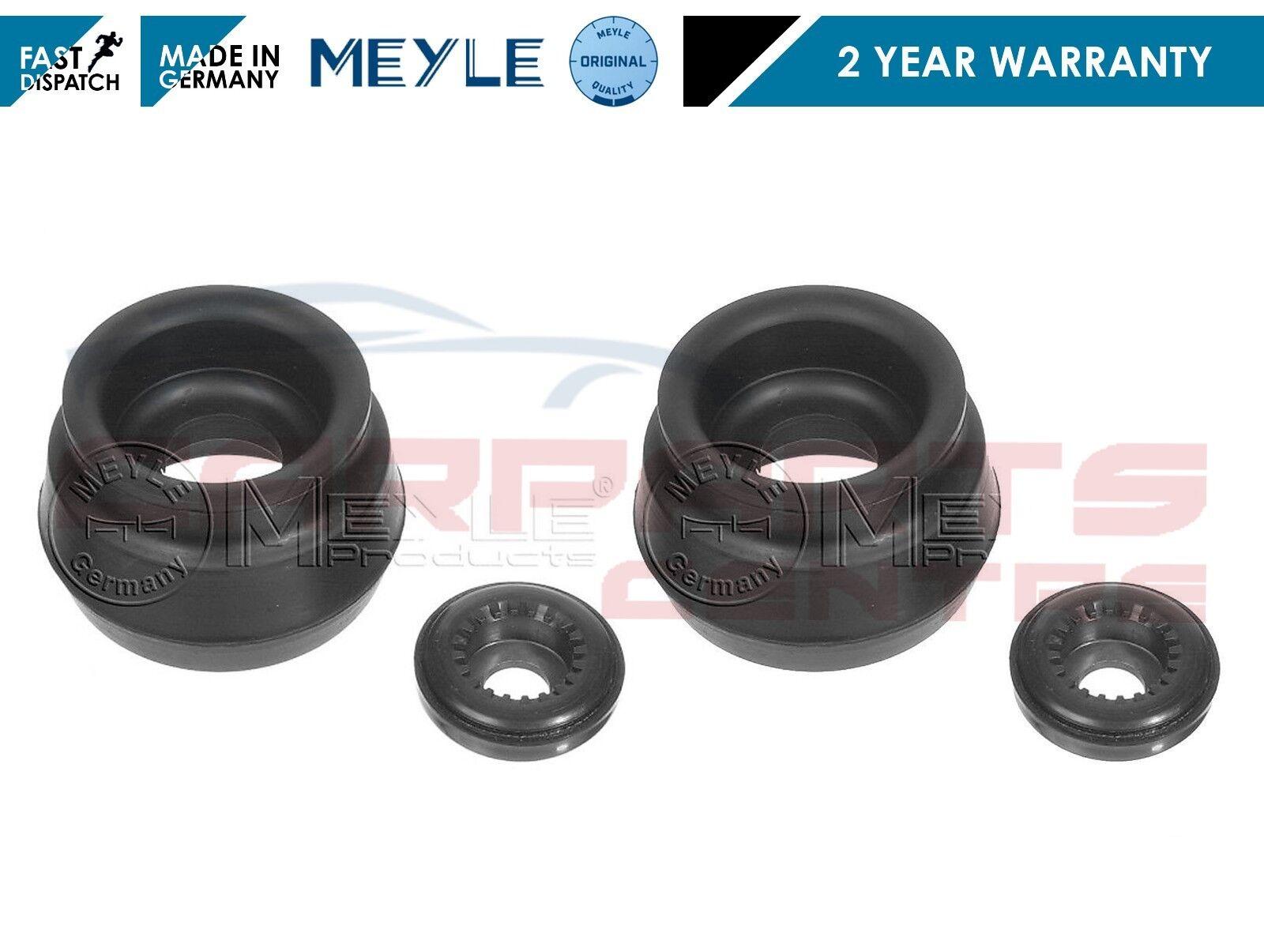 PAIR 100 412 1019//S Meyle Top Strut Mount /& Bearing Front Suspension