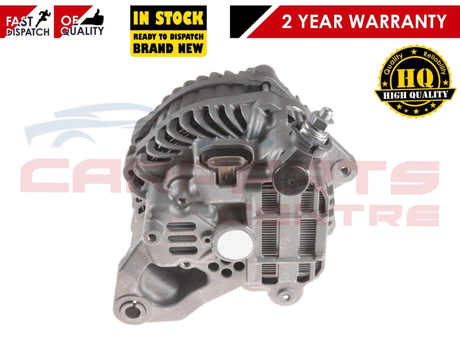 Para Nissan Pathfinder /& Navara D40 2.5 dCi Diesel 2005-10 Totalmente Nuevo Alternador