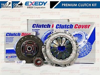 TOYOTA AURIS 1.6 VVTi PETROL 5 SPEED MANUAL CLUTCH COVER DISC BEARING KIT 07-09