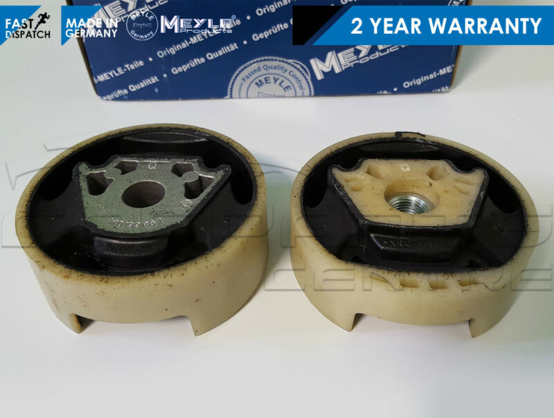 FOR VW GOLF MK5 FSi TSi TDi REAR LOWER UPPER ENGINE MOUNTS MOUNTING MEYLE