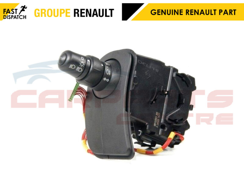 FOR RENAULT CLIO MK3 III INDICATOR SWITCH STALK LIGHT KANGOO MODUS 7701057090