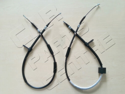 FOR ALFA ROMEO 156 REAR LEFT & RIGHT BOTH HANDBRAKE BRAKE PARKING CABLE CABLES