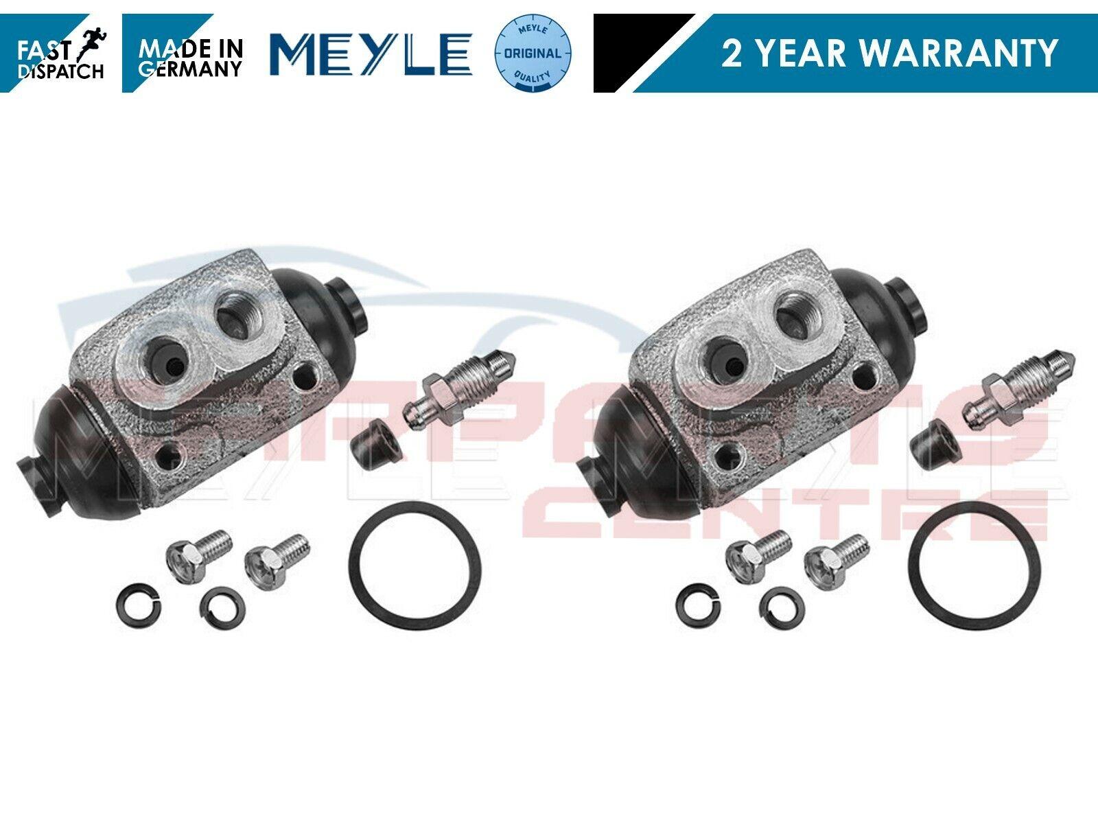 Ford Focus MK2 05-par de nuevos cilindros de rueda