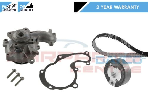 FORD MONDEO 1.8 TDCi DAYCO TIMING CAM BELT TENSIONER KIT + OE QUALITY WATER PUMP