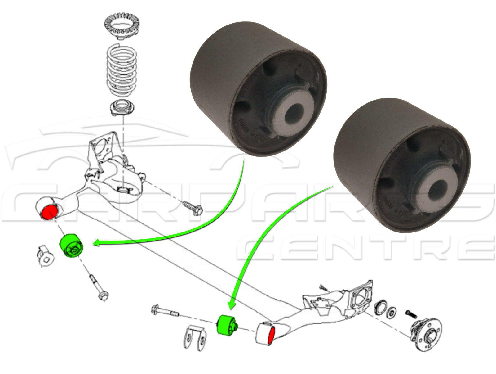 For Hyundai Accent Verna Kia Picanto Rio 05 Rear
