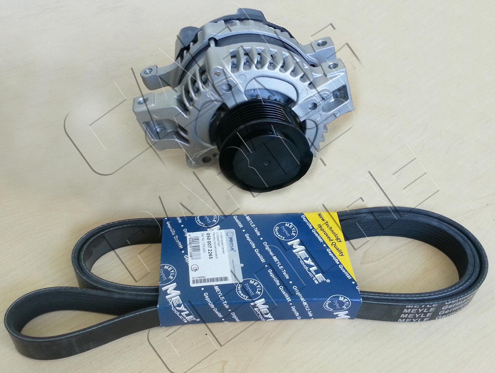 For Honda Accord Crv Frv Civic 22 Diesel Ctdi Alternator Meyle Epdm 2004 Wiring Fan Belt
