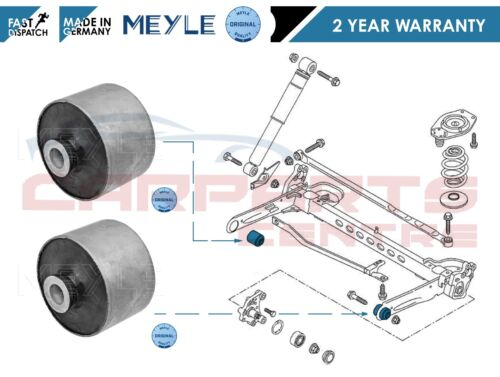 FOR RENAULT TRAFIC II 01- FRONT AXLE BEAM MOUNTING BUSHES 8200039132 8200431675