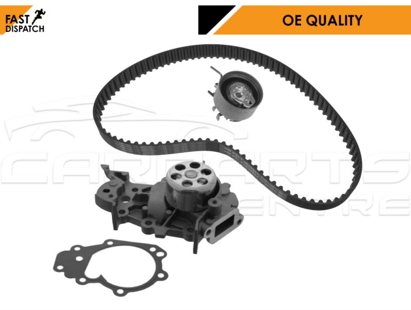 FOR RENAULT CLIO MK2 1.2 16V 00-05 D4F ENGINES TIMING/CAM BELT KIT & WATER PUMP