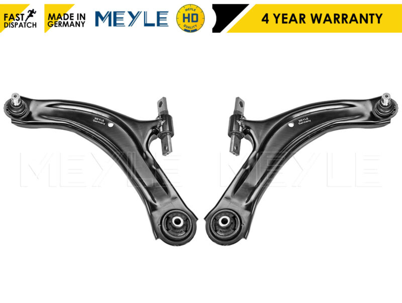 FOR X-TRAIL T31 QASHQAI 2007-2013 FRONT LOWER SUSPENSION WISHBONE CONTROL ARMS