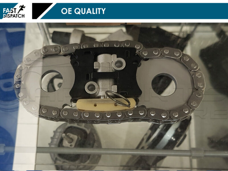IVECO DAILY IV 2.3 D 2.3D 2006- BRAND NEW TIMING CHAIN TENSIONER GUIDE RAIL KIT