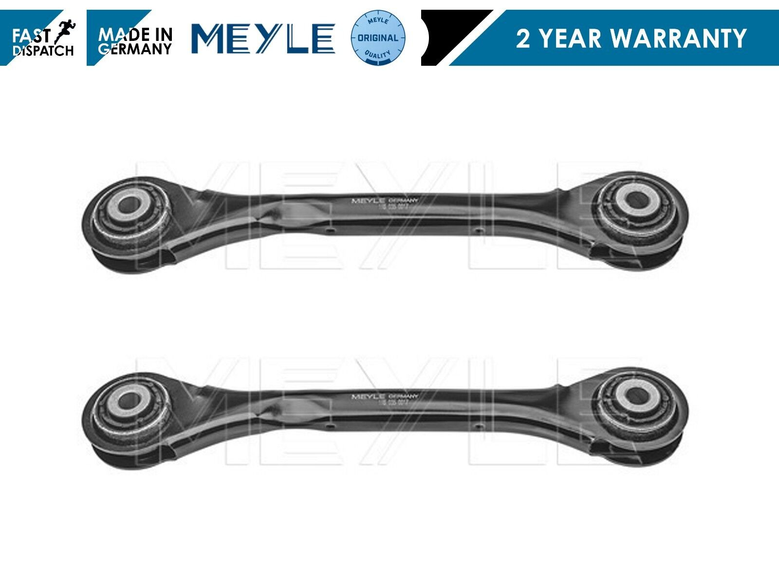 FEBI 11351 Track Control Arm Lower Front Axle Right Rear