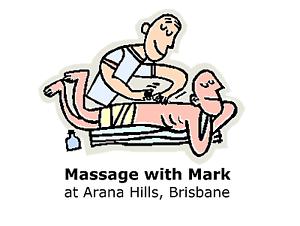 Massage with Mark Arana Hills Brisbane North West Preview