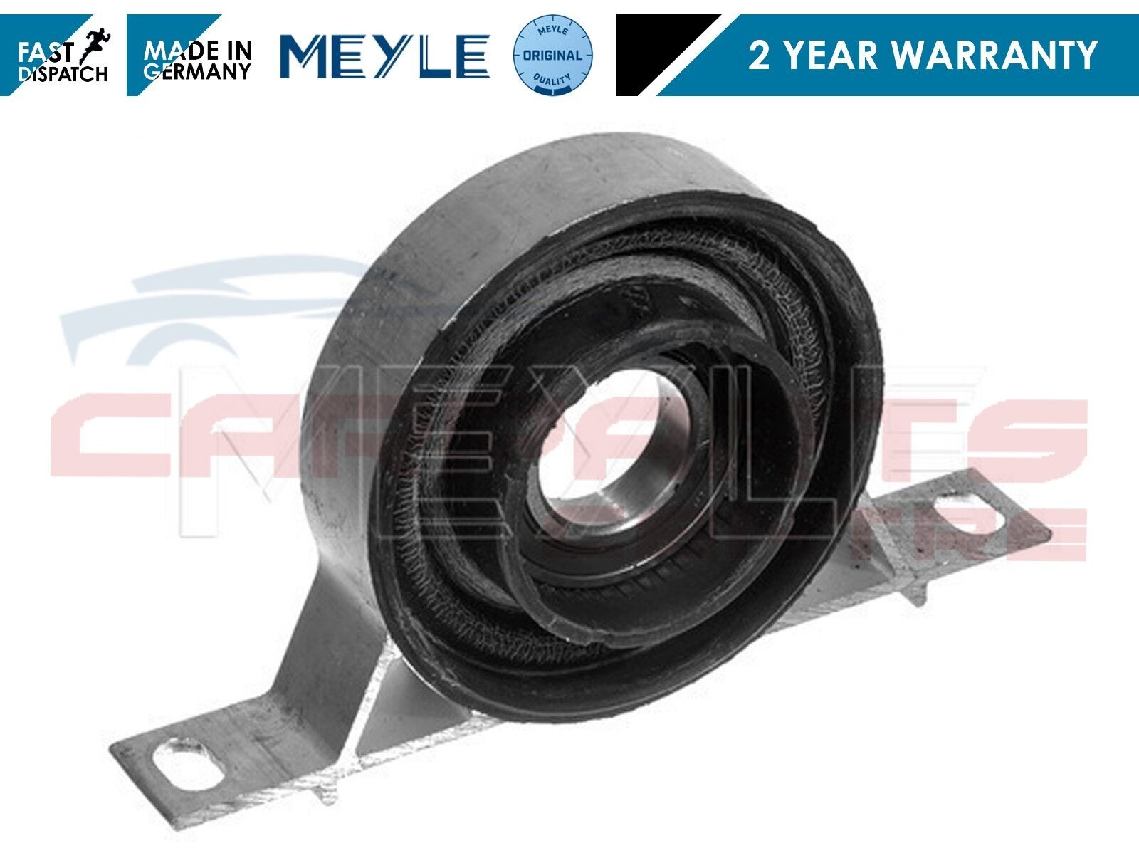 2001-2016 3.0 D 184HP E53 PROPSHAFT CENTRE BEARING CARRIER MOUNTING FIT BMW X5