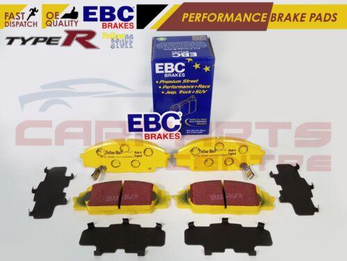 FOR HONDA CIVIC TYPE R 2.0 EP3 FN2 S2000 FRONT EBC YELLOW STUFF BRAKE PADS