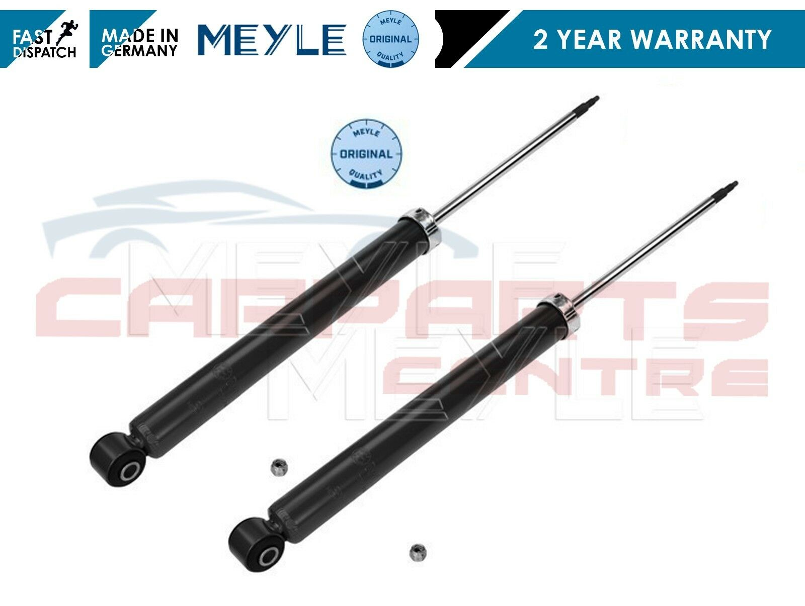Shock Absorber Fits Front Left Ford Focus DAW DBW 1.4 16V 1998-2004