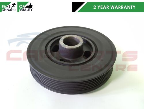 FOR FORD CMAX FOCUS GALAXY KUGA MONDEO SMAX 2.0 TDCI CRANK SHAFT PULLEY DAMPER