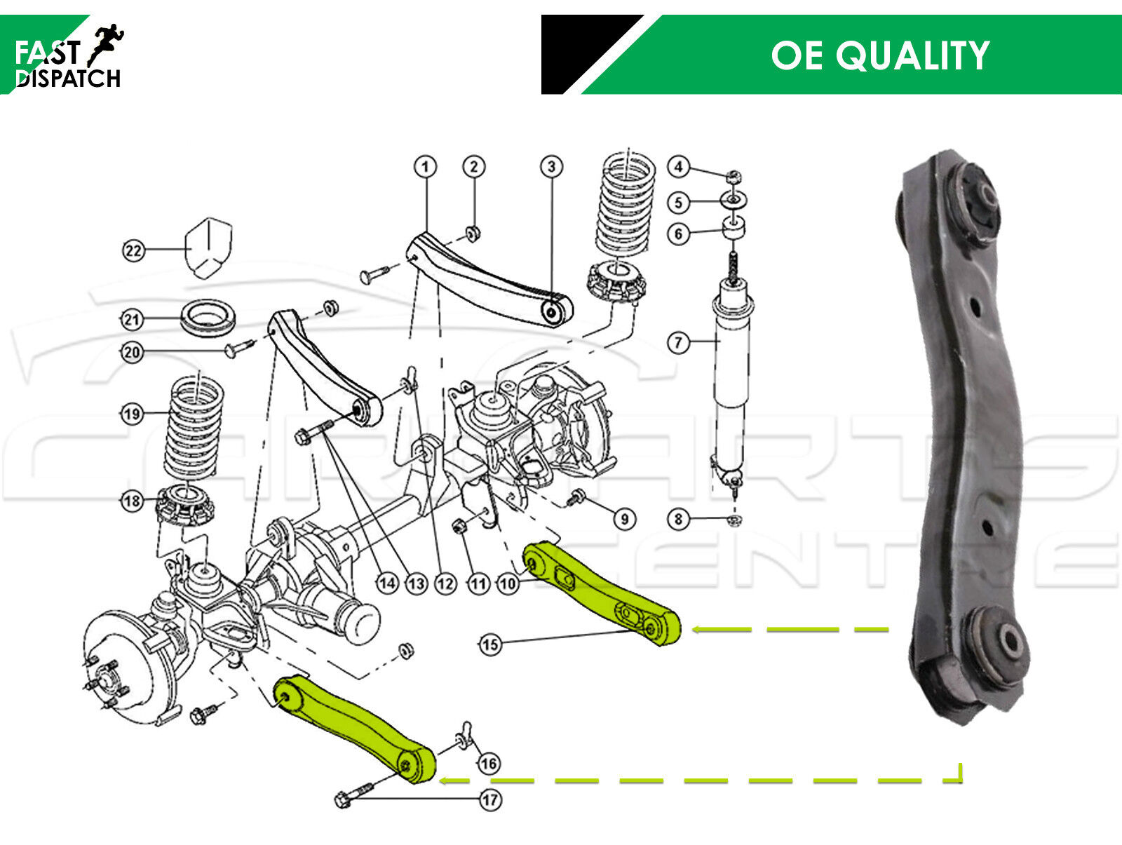 FOR JEEP GRAND CHEROKEE WJ WG FRONT LOWER BOTTOM SUSPENSION ARM ARMS BUSH BUSHES