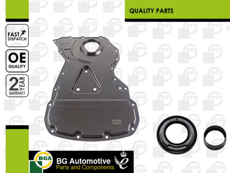 FOR DUCATO RELAY BOXER TRANSIT 2.2 HDI TDCI DIESEL TIMING CHAIN COVER CRANK SEAL