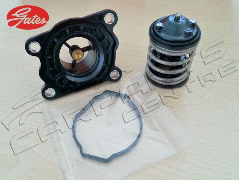 FOR BMW E81 E87 E82 E88 118 120 123 N47 ENGINE Thermostat Kit GATES 11517805191
