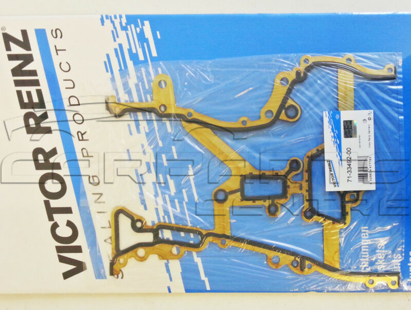 FOR VAUXHALL CORSA ASTRA MERIVA AGILA 1.2 Z12XE TIMING CHAIN COVER GASKET SEAL