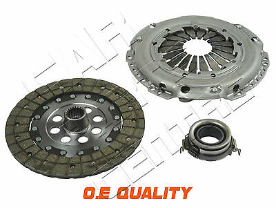 FOR TOYOTA AURIS 2.0 D4D 06- 6 SPEED BRAND NEW CLUTCH COVER DISC BEARING KIT SET