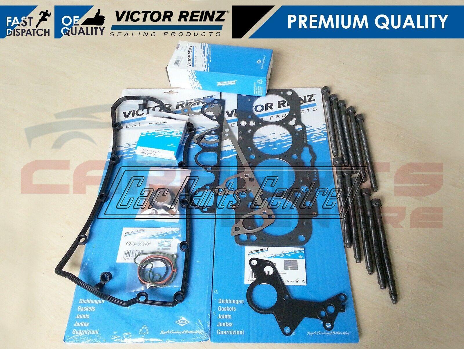 Van 02-38558-02 Genuine OE Victor Reinz Head gasket set CYLINDER HEAD Car