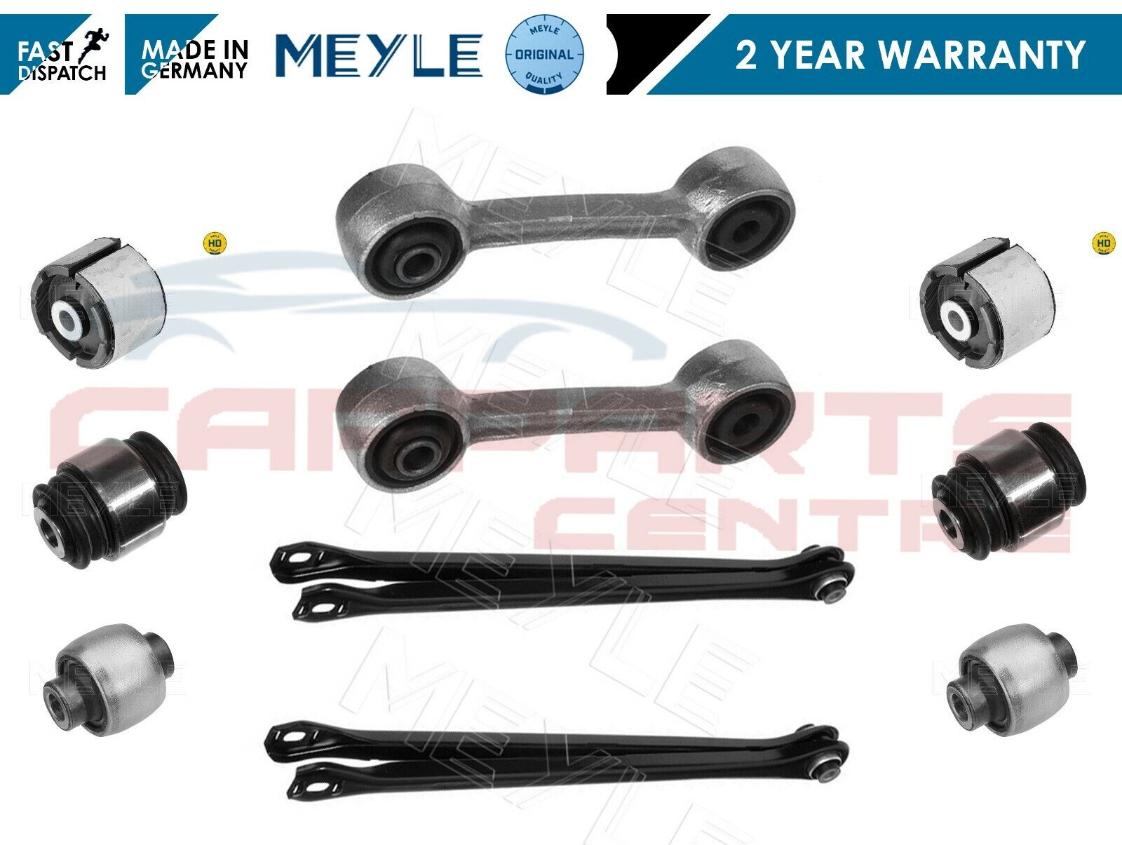 BMW E36 série 3 Suspension Kit Track Rod Ends /& ANTI ROLL BAR DROP LINKS