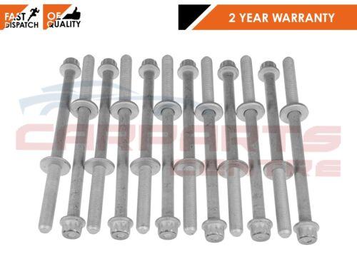 FOR SUBARU IMPREZA FORESTER LEGACY WRX STI GT TURBO ENGINE HEAD BOLTS 173mm HIGH