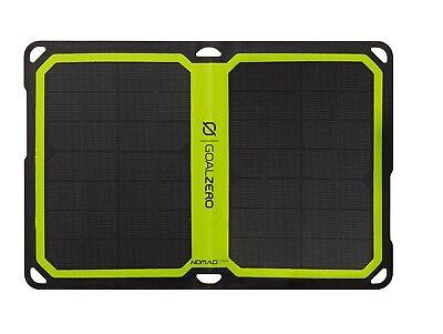 Goal Zero Nomad 7 Plus Solar Recharger - 7 Watt Portable Solar Panel
