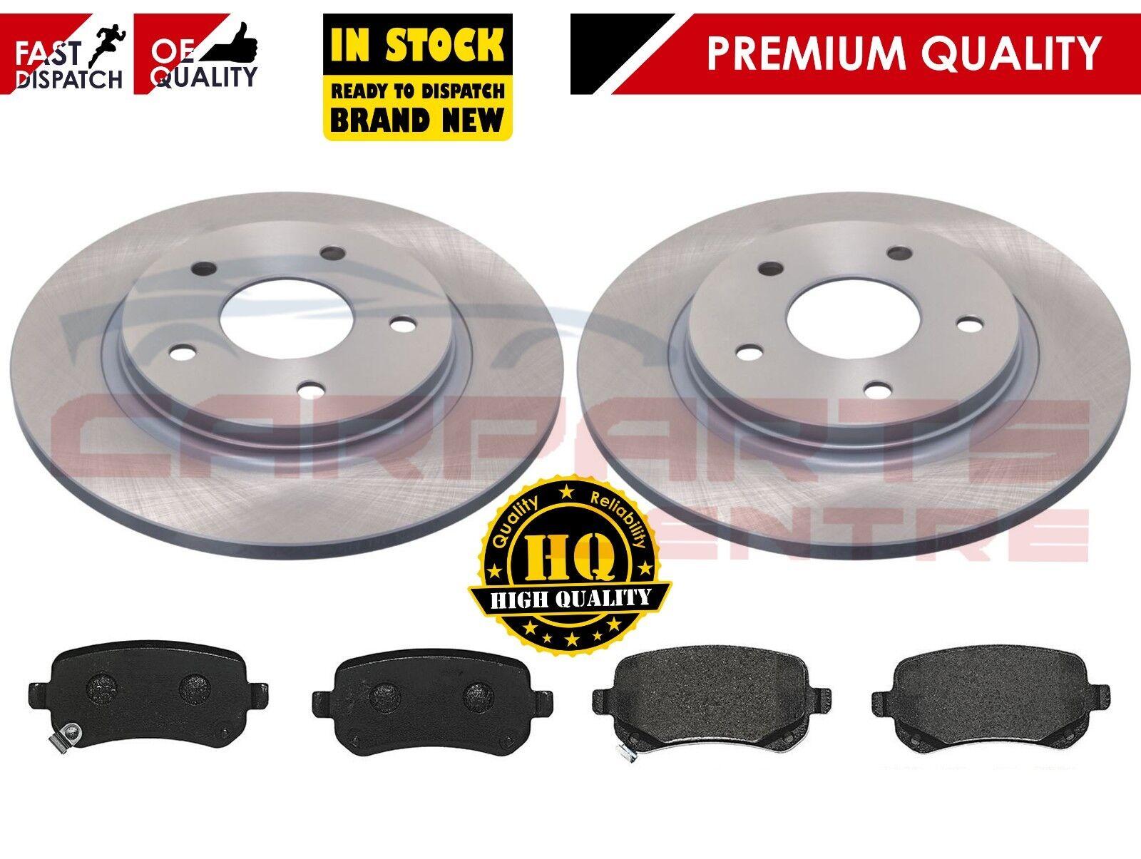 Rear Brake Pads Peugeot 308 2.0 HDI Hatchback 4A/_,4C/_ 07-13 136HP Delphi LP565
