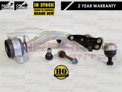 FOR NISSAN 370Z Z34 FRONT LOWER LEFT SUSPENSION CONTROL ARMS ANTI ROLL BAR LINK