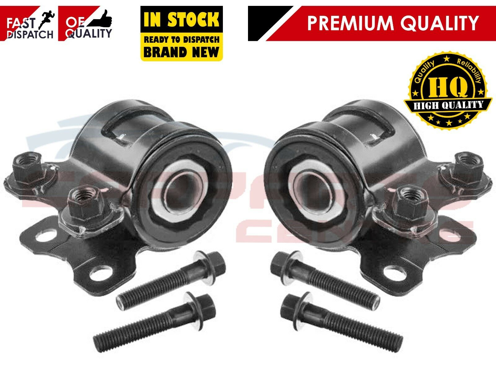 FOR FORD FOCUS C MAX 2003-2007 NEW REAR LOWER WISHBONE ARM OUTER BUSH