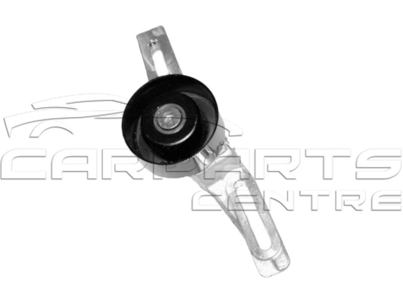 FOR SAXO VTS 1.6 106 FAN DRIVE AUXILIARY BELT TENSIONER BRACKET PULLEY 6453S5