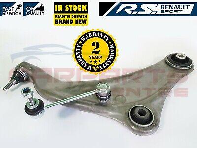 FOR RENAULT MEGANE RS SPORT 250 265 275 FRONT LOWER LEFT SUSPENSION ARM LH LINK