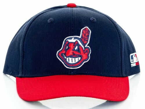 Chief Wahoo Cleveland Indians Hat by OCS - Adjustable Fit - MLB Free Ship