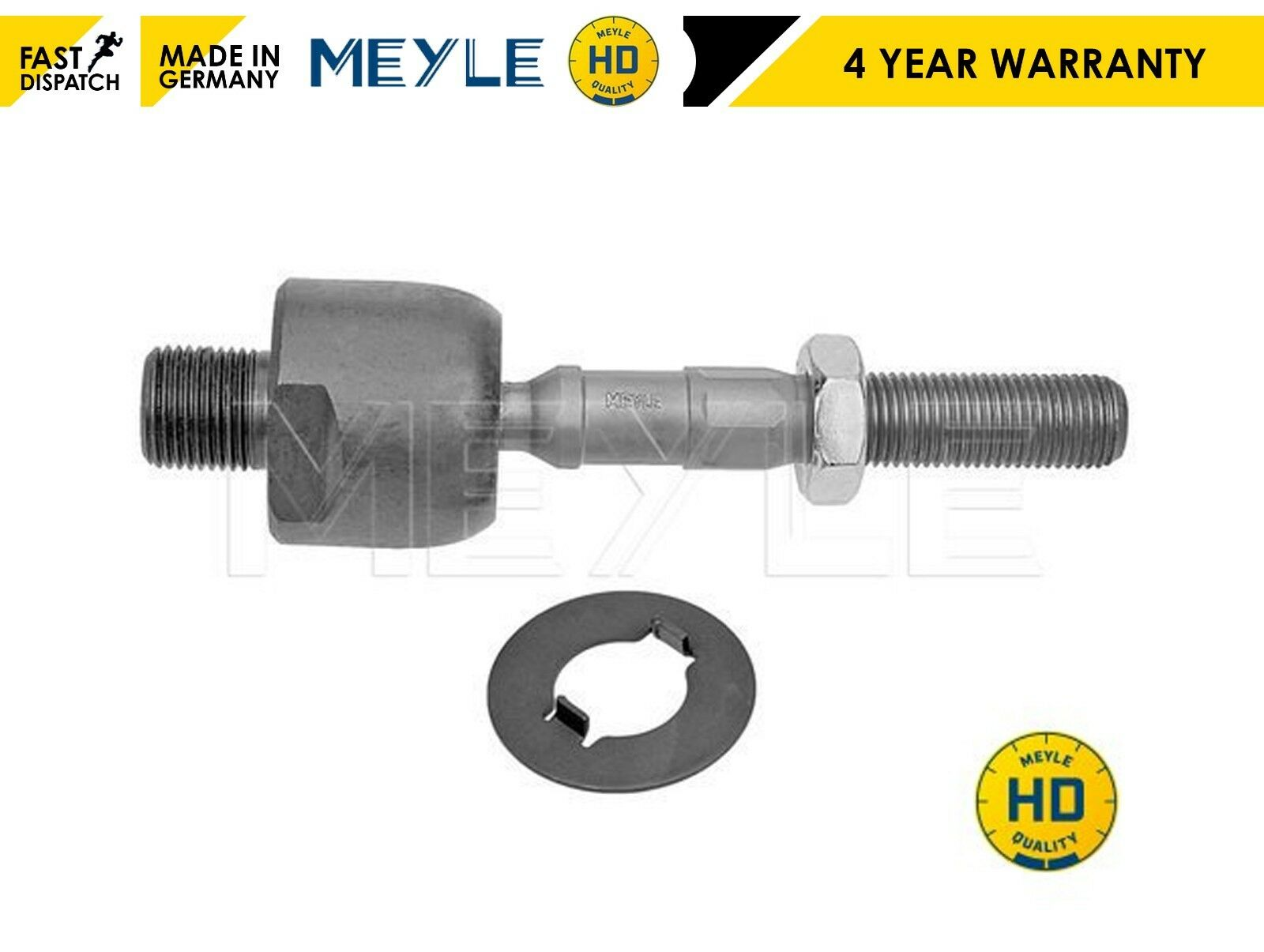FITS TOYOTA AURIS 2006/> FRONT STEERING SUSPENSION  INNER TRACK TIE ROD END