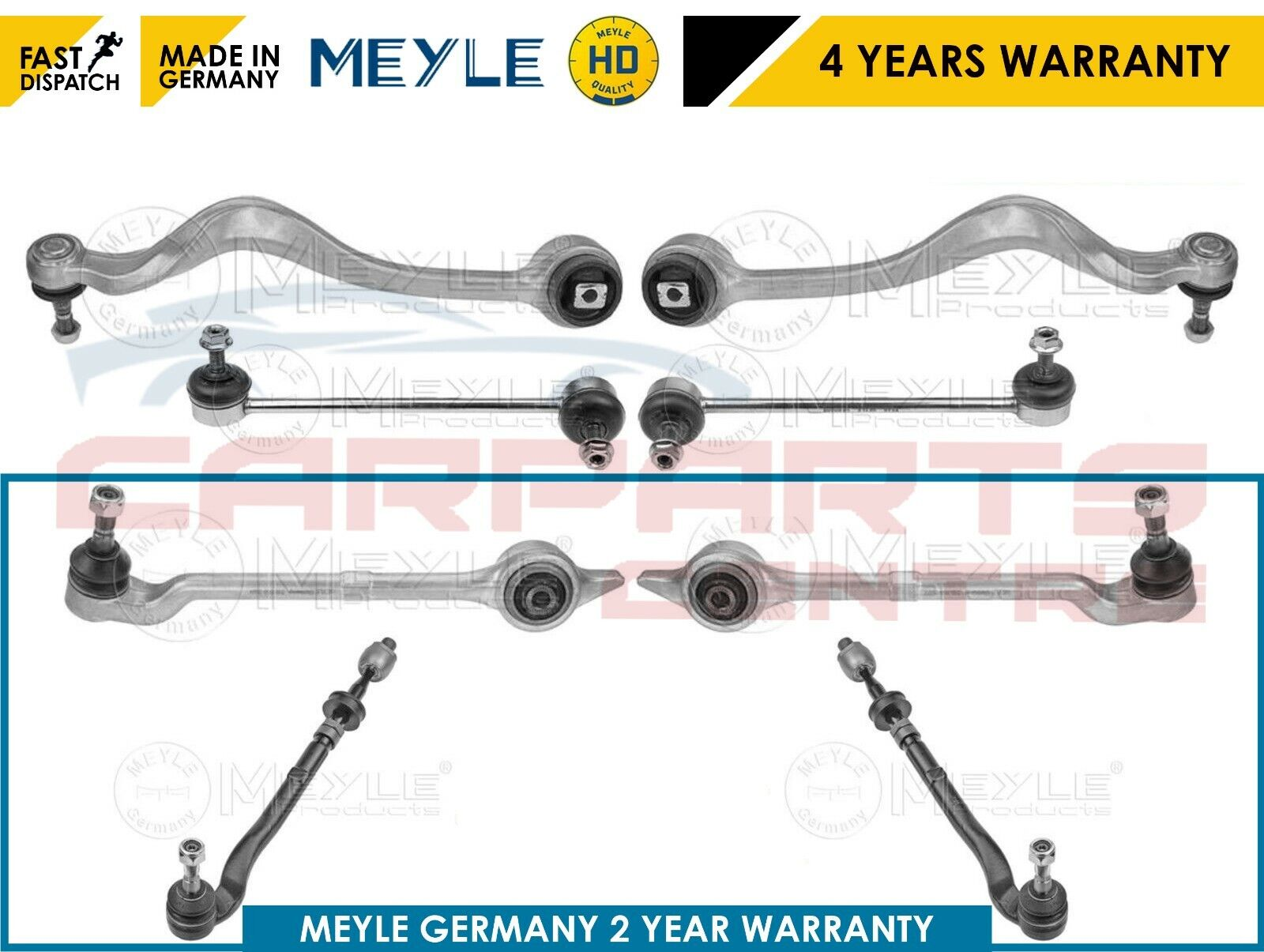 Brake Hose fits BMW 528 E39 2.8 Rear Left or Right 95 to 00 Hydraulic TRW New