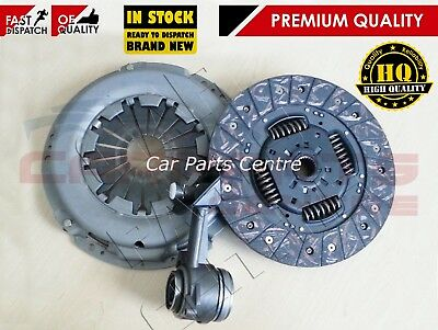 FOR NISSAN QASHQAI 1.6 PETROL 07-11 CLUTCH COVER DISC KIT CSC RELEASE BEARING