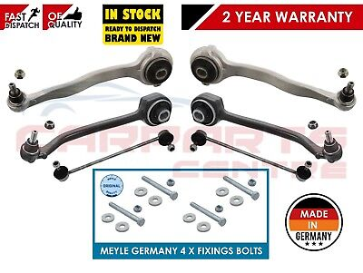 FOR MERCEDES C CLASS CLK SLK FRONT SUSPENSION WISHBONES CONTROL ARMS LINKS KIT