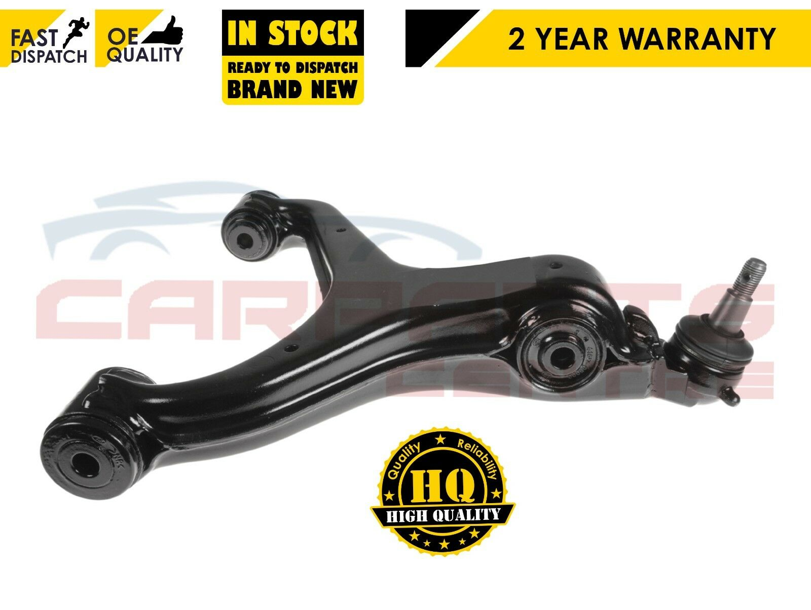 FOR SSANGYONG REXTON FRONT LOWER LEFT SUSPENSION WISHBONE CONTROL ARM LH