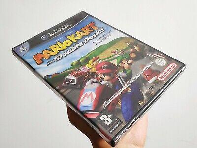 MARIO KART DOUBLE DASH!! NINTENDO GAMECUBE NEW PAL ESPAÑA GAME CUBE RETRO...